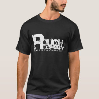 Rough Draft Ent T-Shirt Black