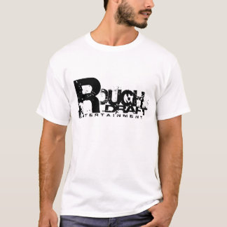 Rough Draft Ent White T-Shirt