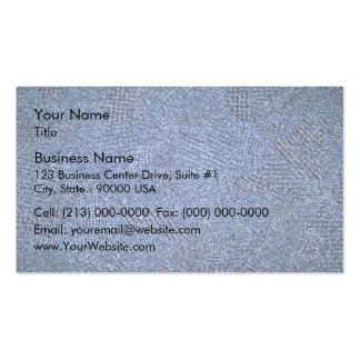 Rough Fabric Texture Business Card