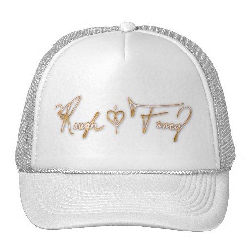 Rough & Fancy Vol.1 Original Signature Hat