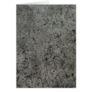 Rough Metal Texture Background Card