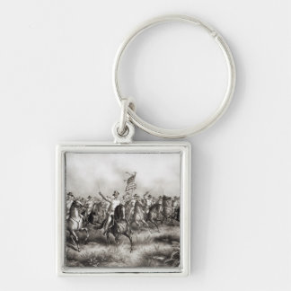 Rough Riders : Colonel Theodore Roosevelt Porte-clef
