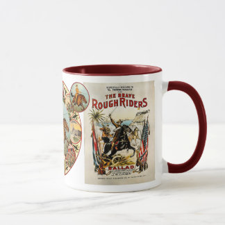 Rough Riders - Mug