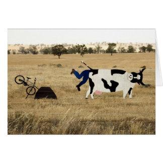 Rough Riding Card