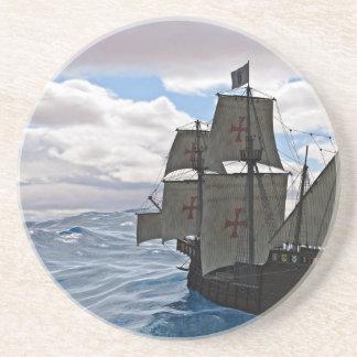 Rough Seas Ahead Coaster