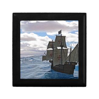 Rough Seas Ahead Gift Box