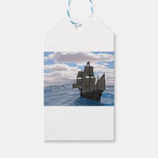 Rough Seas Ahead Gift Tags