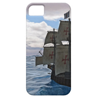 Rough Seas Ahead iPhone 5 Case