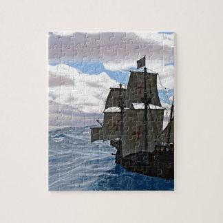 Rough Seas Ahead Jigsaw Puzzle