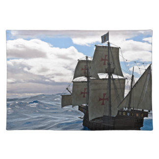 Rough Seas Ahead Placemat
