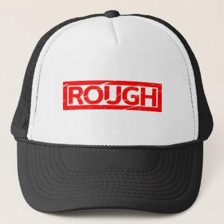 Rough Stamp Trucker Hat