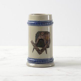 rough stone beer stein