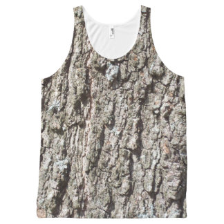 Rough Stuff! All-Over-Print Tank Top