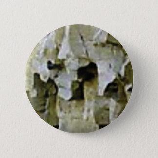 rough white rock ceiling 2 inch round button