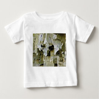 rough white rock ceiling baby T-Shirt