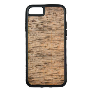 Rough Wooden Plank on Carved iPhone 8/7 Case