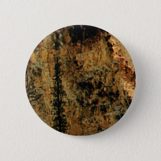rough yellow surface 2 inch round button
