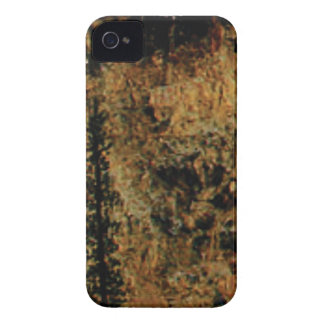 rough yellow surface iPhone 4 Case-Mate case