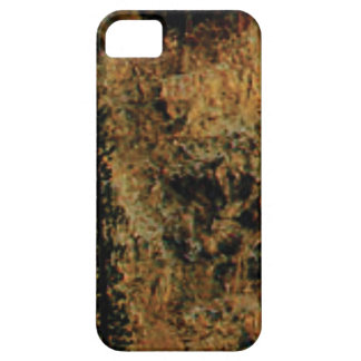 rough yellow surface iPhone 5 cases