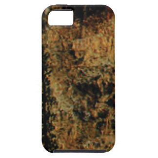 rough yellow surface iPhone 5 covers