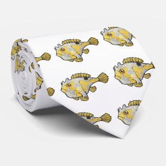 Roughbar Frogfish Tie