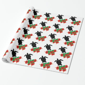 Roughing It Wrapping Paper