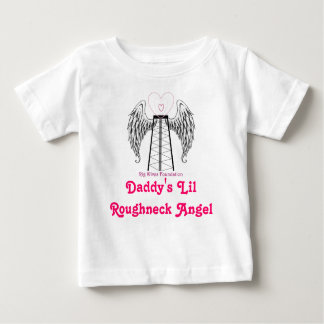 Roughneck Angel Baby T-Shirt
