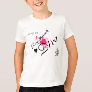 ROUGHNECK DIVA (splatter) T-Shirt