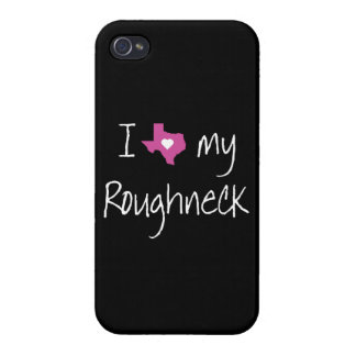 Roughneck Girlfriend or Wife Cases For iPhone 4