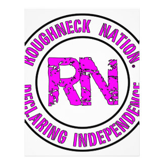 ROUGHNECK NATION LOGO LETTERHEAD