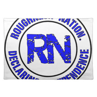 ROUGHNECK NATION LOGO PLACEMAT