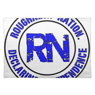 ROUGHNECK NATION LOGO PLACEMAT