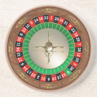 Roulette coaster