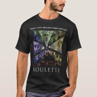 Roulette Poster Shirt