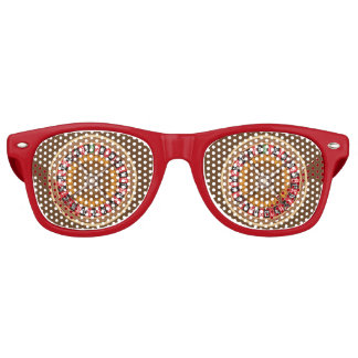 Roulette Wheel party shades