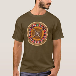 Roulette Wheel shirts - choose style & color