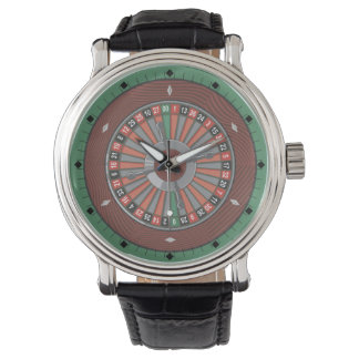 Roulette Wheel Watch
