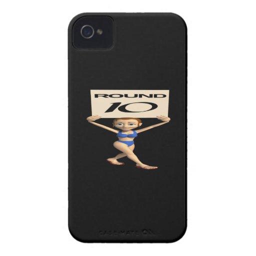 Round 10 iPhone 4 cases