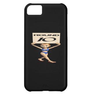 Round 10 iPhone 5C cover
