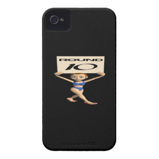 Round 10 iPhone 4 Case-Mate cases