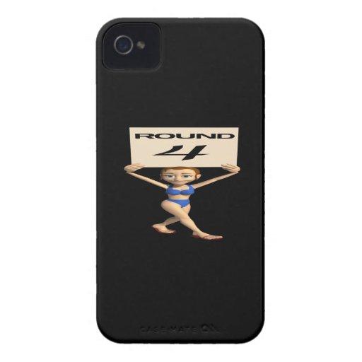 Round 4 iPhone 4 Case-Mate cases