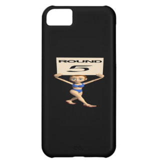 Round 5 iPhone 5C covers
