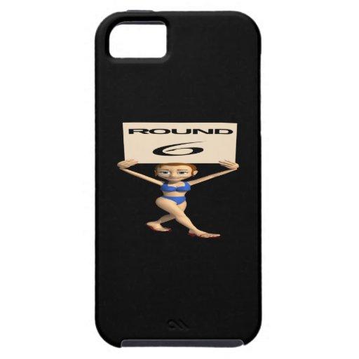 Round 6 iPhone 5 case