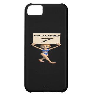 Round 7 iPhone 5C case