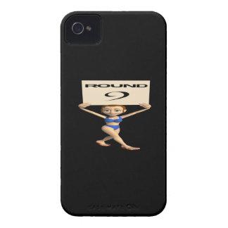 Round 9 Case-Mate iPhone 4 cases