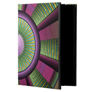 Round And Colorful Modern Decorative Fractal Art Powis iPad Air 2 Case