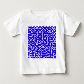 Round Blue Image Baby T-Shirt