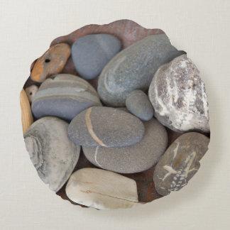 Round Dekokissen (41 cm) - stone collection Round Pillow