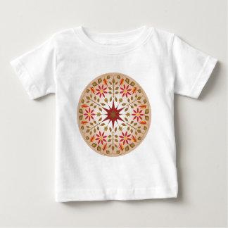 Round Design Baby T-Shirt