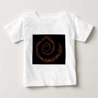 round flight baby T-Shirt